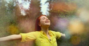 Hitta din kraft och glädje